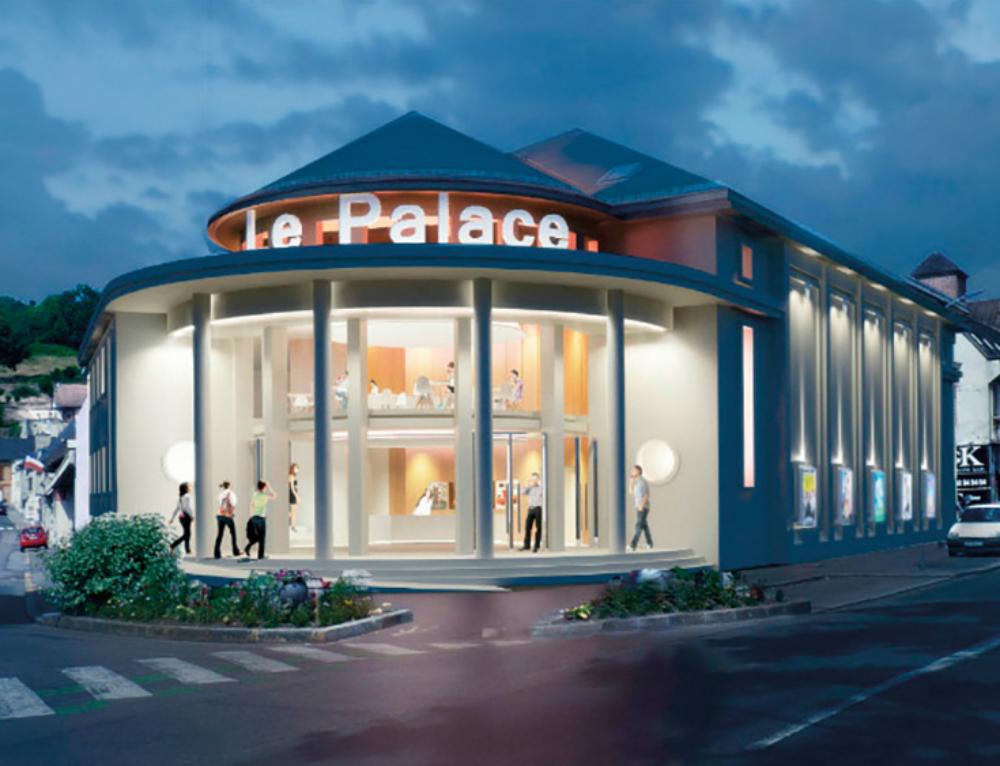 Un cinéma «Le Palace» de plus en plus attractif !